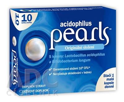 acidophilus pearls