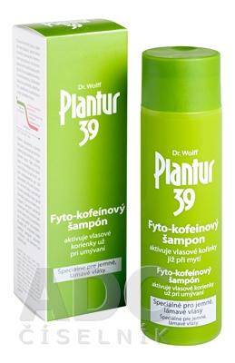 Plantur 39 Fyto-kofeinový šampón pre jemné vlasy