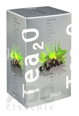 Biogena Tea2O Čierna ríbezl'a & Acai