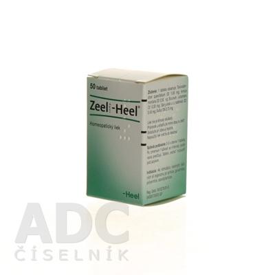 Zeel comp.-Heel tablety