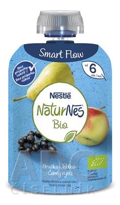 Nestlé NaturNes BIO Hruška Jablko Čierne ríbezle