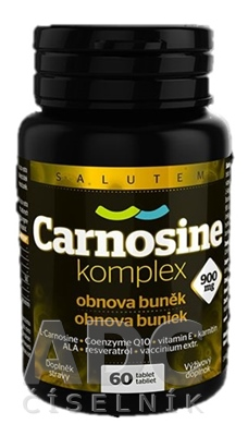 Carnosine komplex 900 mg SALUTEM