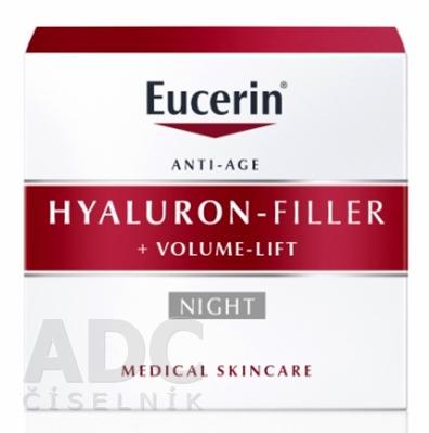 Eucerin HYALURON-FILLER+Volume-Lift Nočný krém