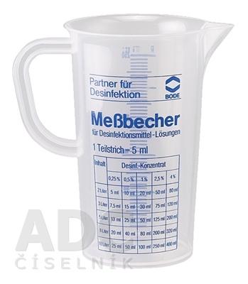 BODE Odmerka 250 ml