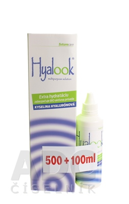 Hyalook Multipurpose solution