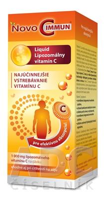 NOVO C IMMUN Lipozomálny vitamín C