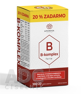 APOROSA Premium B-komplex forte