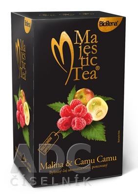 Biogena Majestic Tea Malina & Camu Camu