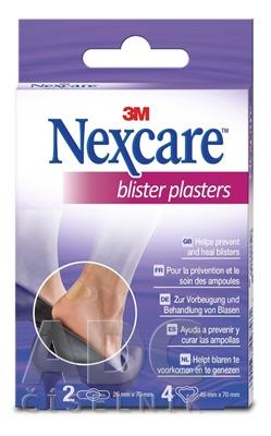 3M Nexcare Blister náplasti