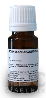 Polihexanidi solutio 20% - FAGRON
