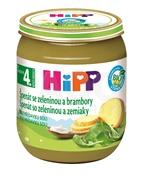 HiPP Príkrm BIO Špenát so zeleninou a zemiakmi