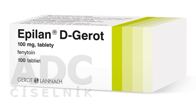 Epilan D - Gerot