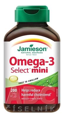 JAMIESON OMEGA-3 SELECT MINI