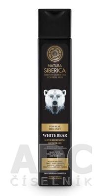 NATURA SIBERICA WHITE BEAR Shower Gel