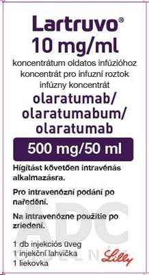 Lartruvo 10 mg/ml infúzny koncentrát - ADC sk