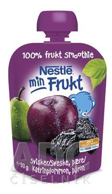 Nestlé min Frukt Slivka Hruška