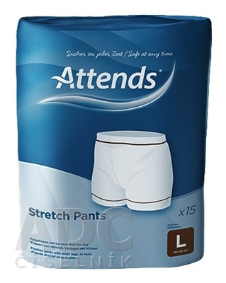 ATTENDS Stretch Pants L