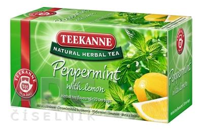 TEEKANNE NHT Mäta s citrónom