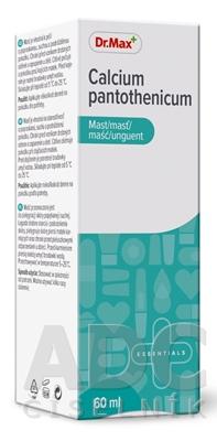 Dr.Max Calcium pantothenicum (inov. 2020)