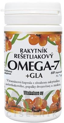Vitabalans RAKYTNÍK Rešetliakový OMEGA-7 + GLA