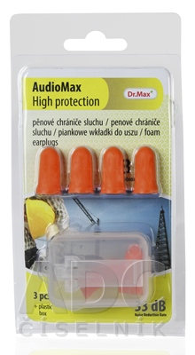 Dr.Max AUDIOMAX HIGH PROTECTION