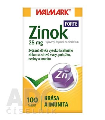 WALMARK ZINOK FORTE 25 mg