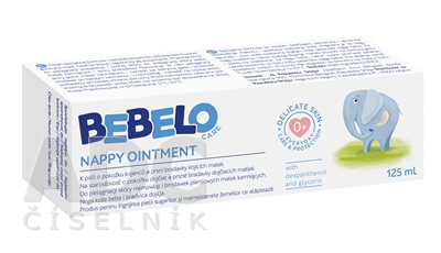 BEBELO NAPPY OINTMENT