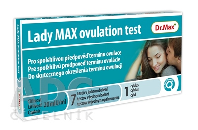 Dr.Max Lady MAX ovulation test