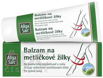 Allga San Balzam na metličkové  žilky