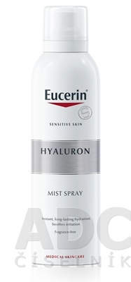 Eucerin HYALURON SPREJ hydratačná hmla