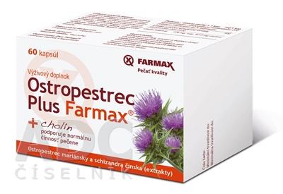 Ostropestrec Plus Farmax