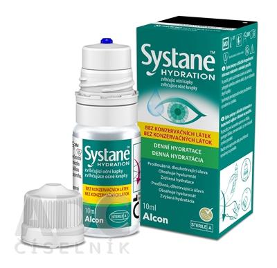 Systane HYDRATION Bez konzervačných látok