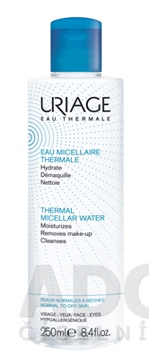 URIAGE MICELLAR WATER NORMAL TO DRY BLUE