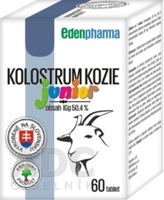 EDENPharma KOLOSTRUM KOZIE Junior
