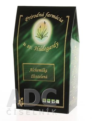 Prír. farmácia ALCHEMILKA ŽLTOZELENÁ vňať