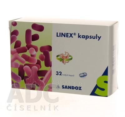 LINEX kapsuly