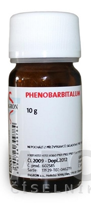 Phenobarbitalum - FAGRON