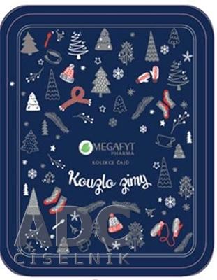 MEGAFYT Kolekcia čajov Kúzlo zimy