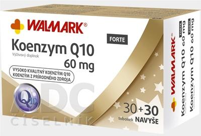 WALMARK Koenzym Q10 Forte 60 mg