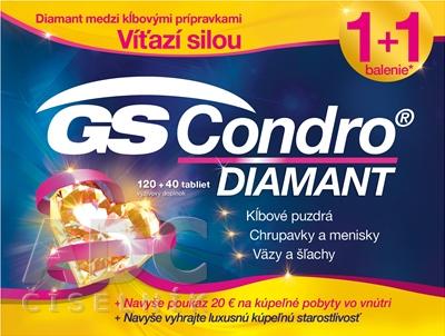 GS Condro DIAMANT + darček 2018