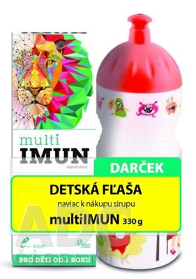 MultiIMUN SIRUP Promopack