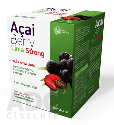 Acai Berry Línia Strong