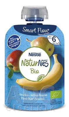 Nestlé NaturNes BIO Hruška Jablko Banán