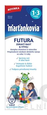 WALMARK Marťankovia FUTURA 1-3