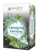 MEGAFYT Čierny čaj Earl Grey