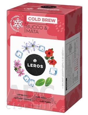 LEROS COLD BREW Bucco & Mäta