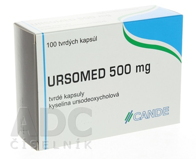 URSOMED 500 mg