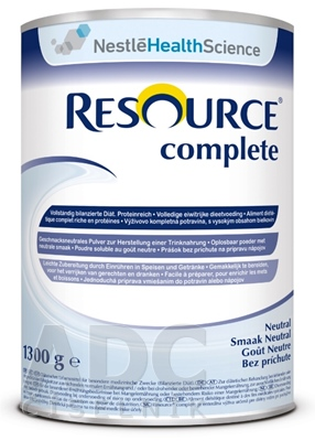 RESOURCE Complete Neutral