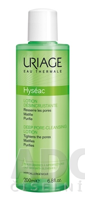 URIAGE HYSEAC DEEP PORE CLEANSING LOTION