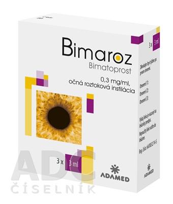 Bimaroz 0,3 mg/ml